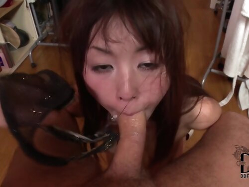 Asian Stunner Hot Porn Clip With Marica Hase