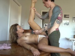 Small Fate Cruz Deep Nail and Creampie with Owen Gray