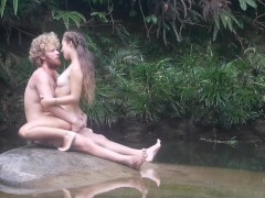 Amazing horny nature Sex and Blowjob compilation by TravellingLovers