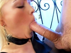 ROUGH Anal invasion CREAMPIE Hookup FOR Lean Teenager IN FISHNET Garment