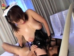 Japanese Woman Get Horny