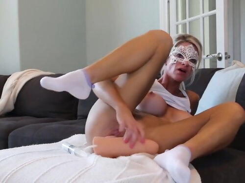 Alexa Pearl - After Run Fat Cock Ride And Creampie