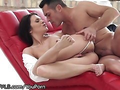 Natural Russian Honey Filled with Lust for Anal invasion Intrusion