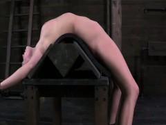 Preceding Gymnast gets wrecked by dick 1