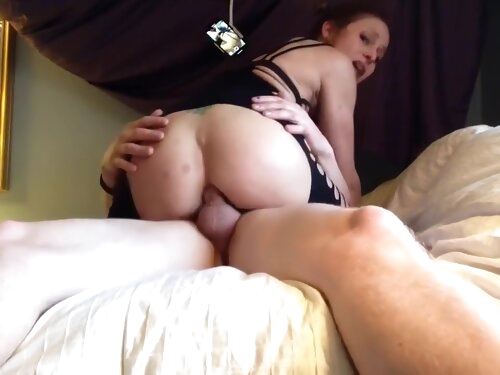 Methed Out White Girl Anal Ride On A 9 Hillbilly Cousins Dick