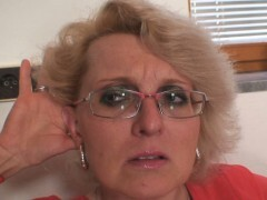 Wifey finds him pounding mom in law and gets great