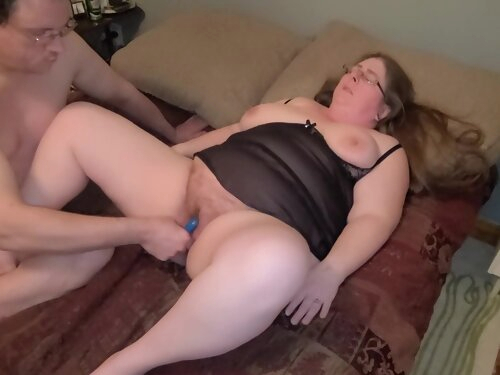 Tit Sucking Till I Cum And Fucks Me With A Toy And Makes Me Beg For His Cock Multiple Orgasms