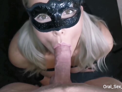 Blowjob And Huge Cumshot In The Funnel! All Swallowed