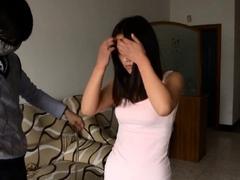Pervy Chinese BDSM Nailing activity 9