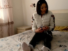 Chinese sole adore
