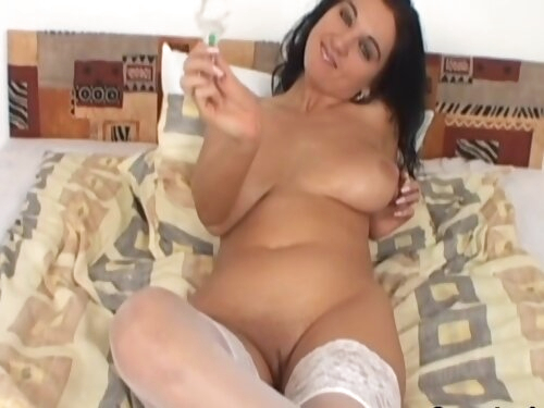 Speculum Babe Fisted Before Showing Insides