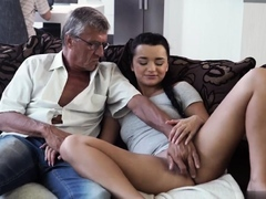 Huge shaft daddy hard-core What would you choose - computer or